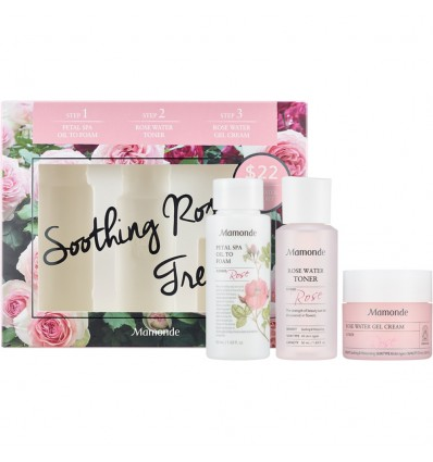 Soothing Rose Treats