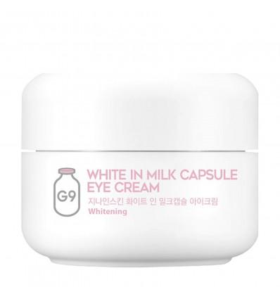 White In Milk Capsule Eye Cream