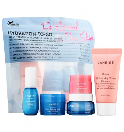 Normal to Dry Skin Hydration-To-Go!