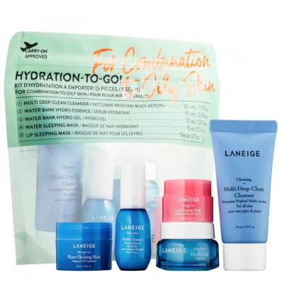 Combination to Oily Skin Hydration-To-Go!