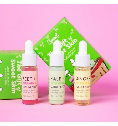 The Gift Of Sweet Skin