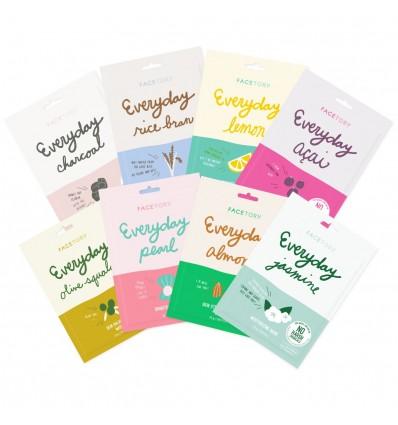 Everyday 8 Sheet Mask Set