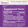 Sleep 3 Tri-Layered Tablets