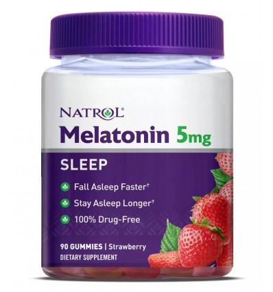 Melatonin 5mg Sleep Aid Gummies