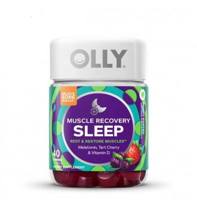 Muscle Recovery Sleep