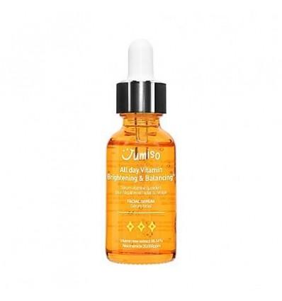 All Day Vitamin Brightening & Balancing Facial Serum
