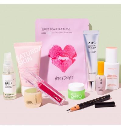 J-Beauty + K-Beauty Box