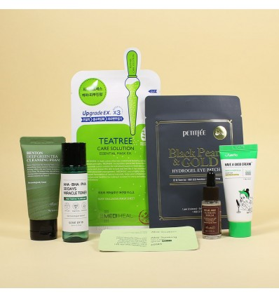 (Piel Mixta/Grasa) K-Beauty Trial Kit